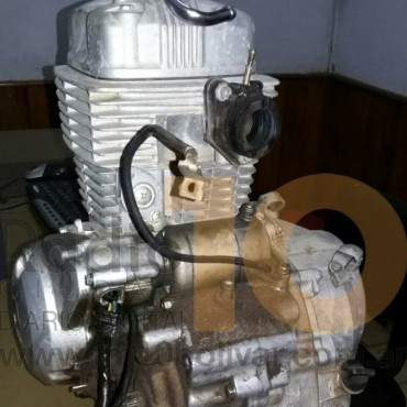 Pirovano: Secuestraron un motor de una motocicleta por numeración adulterada