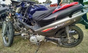 Se recuperó una moto que había sido robada