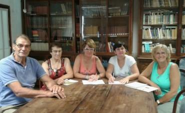 Biblioteca Popular 'Sarmiento' y su grave situación económica
