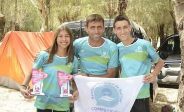 Dos nadadores del equipo del Natatorio Municipal ganaron en Trenque Lauquen