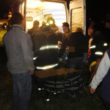 Un joven amenazó con quitarse la vida y movilizó a todo el sistema de emergencias de la ciudad