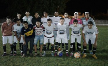 Atmosférico Mendoza dentro de los 4 mejores en el Torneo de Fútbol nocturno de la EP N° 54