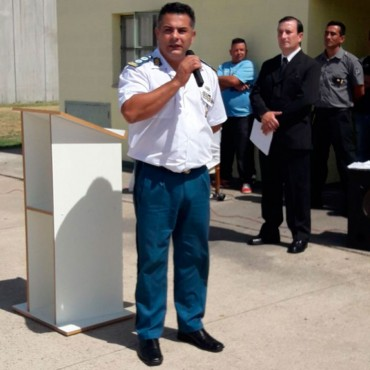 Cáceres:'Logramos hacer el acto después de mucho tiempo'