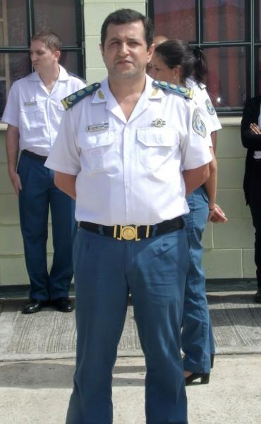 Vaccaro: 'Se recuperó usar el uniforme en esta gestión'