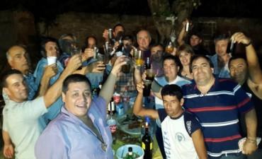 Radio Urdampilleta celebró 800 programas al aire