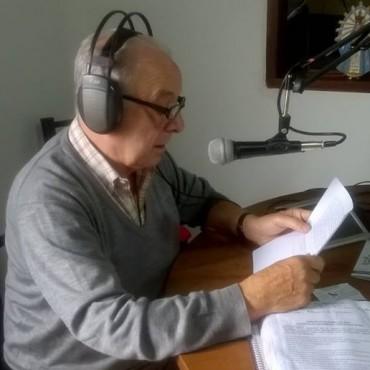 Venerar la Memoria: la tarea del padre Omar Dinelli