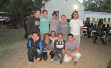 Son 16 los aspirantes para integrar el cuerpo activo de Bomberos Voluntarios de Pirovano