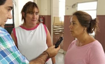 La Escuela Primaria N°13 recibió un aporte desde el Club Atlético Urdampilleta