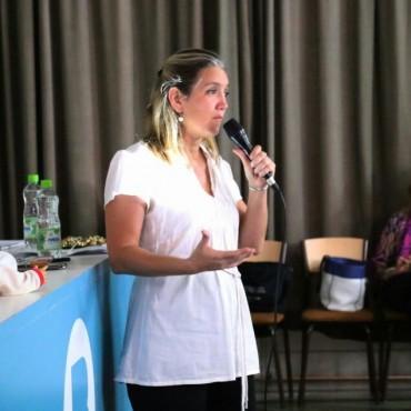 17 de marzo: En el Día de la Puericultura, Silvia Sala dialogó con Radio Urdampilleta