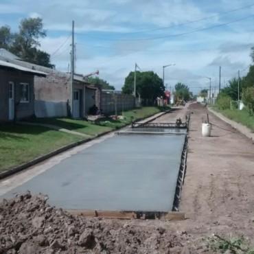 Ya es una realidad el 'Pavimento Contínuo' en la localidad