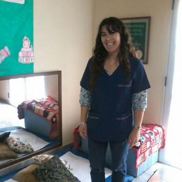 Centro de Atención Primaria: Viviana Vicente vuelve a trabajar en 'Estimulación'