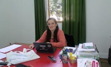 Novedades en la oficina de Desarrollo Social