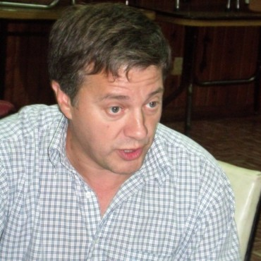 Juan Carlos Morán presente en la Reunion sobre Censo Poblacional con Instituciones de la comunidad