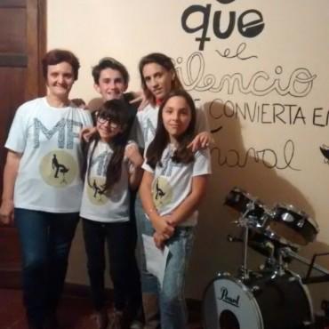 La Escuela 'Música Felicidad' participará de los Torneos BA, con cantantes solistas
