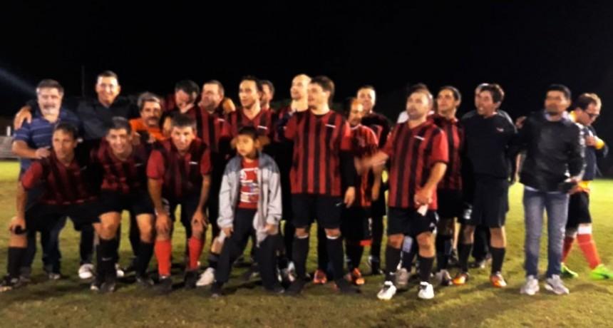 Senior Menores: Urdamagro se consagró campeón en Bolívar