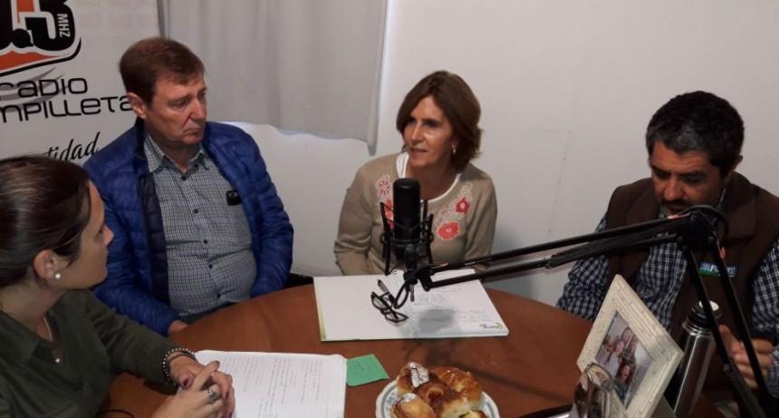 Rotary Club: Formación de una sede en Urdampilleta