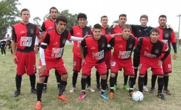 Liga Pehuajense: Atlético Urdampilleta ganó 2 a 1 en su cancha