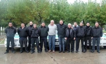 Ya comenzaron a trabajar los nuevos Agentes de Guardia Urbana en Urdampilleta