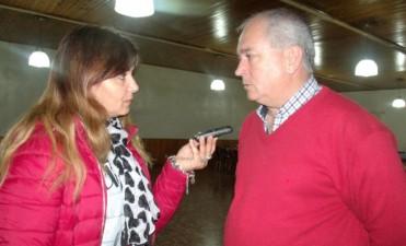 """Agustín Rodríguez: """"Buscamos consolidar la idea de trabajar en equipo"""""""