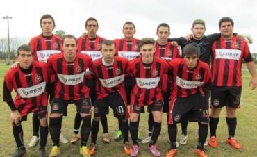 Tercera División: Atlético Urdampilleta dio vuelta un partido 'chivo'