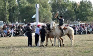 Gran Jineteada organizada por 'El Bagual 'y Luciano Gauna