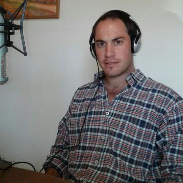 Ivan Puente, el capitán 'Veterano' visitó 'Radio Urdampilleta'