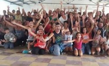 Alumnas de Zumba de Urdampilleta participarán de la Jornada Deportiva en Bolívar
