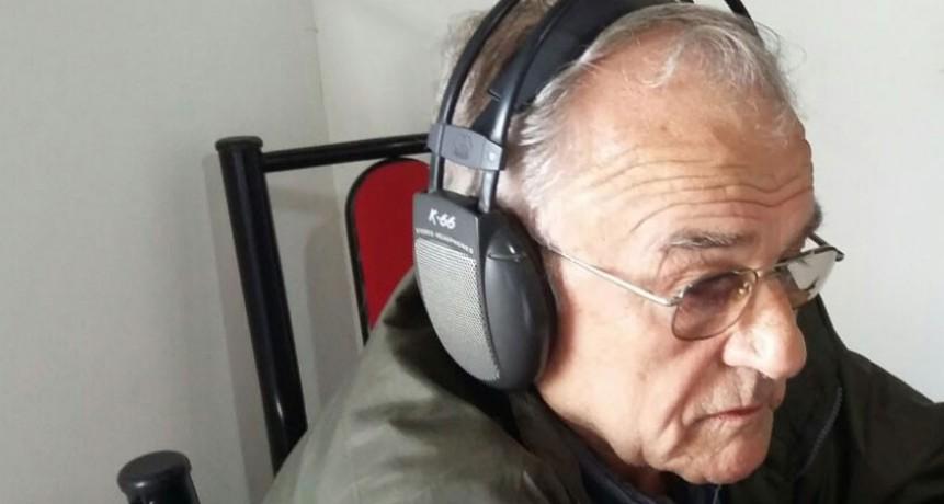 """Miguel González """"La gente parece no entender que no se puede transitar"""""""