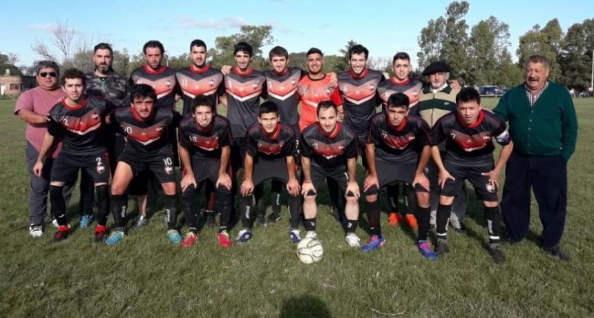 Fútbol Rural: Vallimanca visito a Veterano en un amistoso