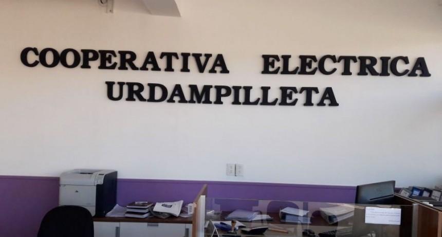 Inauguración de las nuevas oficinas de la Cooperativa Eléctrica