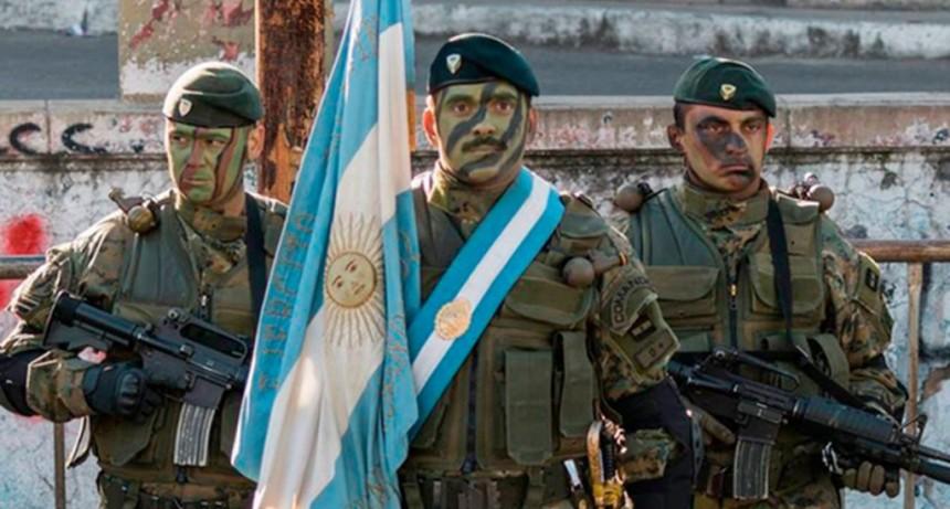 Día de Ejercito Argentino