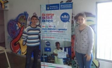Nuevas actividades del NAC