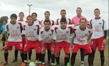 Liga Pehuajense: Atlético intratable, ganó un partidazo
