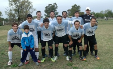 Este domingo se juega el clásico en el Fútbol Rural Recreativo, Veterano ante Agrario