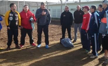 Se realizó una Clínica de Rugby
