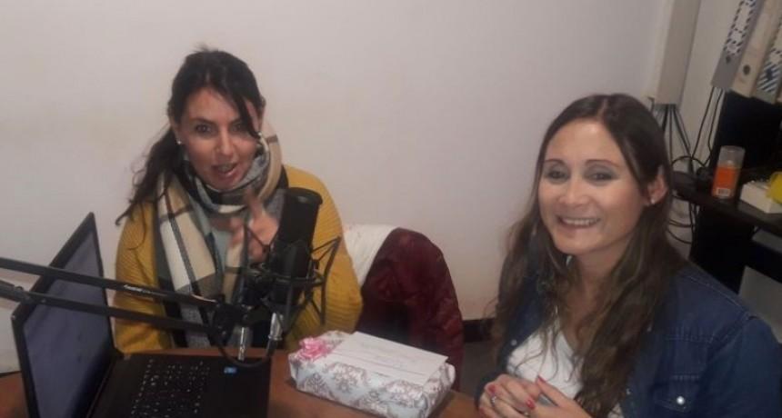 Radio Urdampilleta recibió visitas por el Día del Periodista