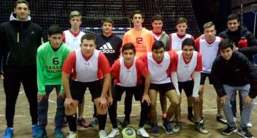 Juegos Bonaerenses: El equipo de Fútsal clasificó para viajar a Rauch