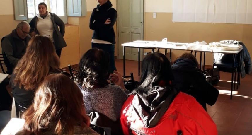Se realizó la jornada de inclusión financiera organizada por ANSES