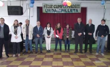 Urdampilleta festejó sus 103 años