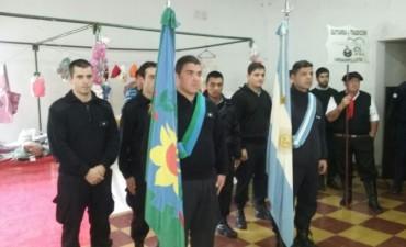 La Unidad Nº17 también presente en el aniversario de Urdampilleta