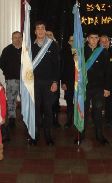 La Unidad Nº 17 presente en el 104° aniversario de Urdampilleta