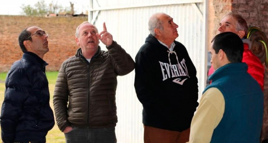 Pisano atendió a vecinos e instituciones en la localidad de Pirovano
