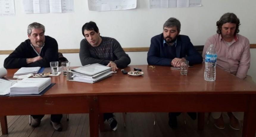 Se realizó la reunión informativa sobre cloacas en Urdampilleta
