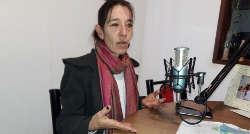 """Marta Alicia Ricci: """"A mi en la comisaria me han tratado de desquiciada, me han hecho dar mil vueltas"""""""