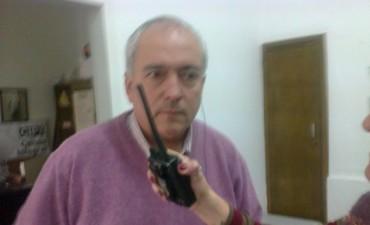 El Delegado Municipal habló en 'Radio Urdampilleta', de la actualidad de la localidad