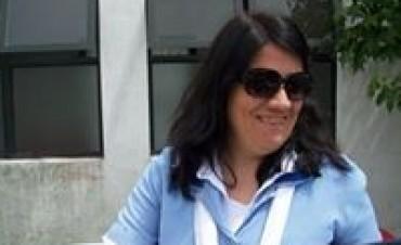 """Patricia Burdiñón: """"Nunca trabajé pensando en el cargo, y hoy con 20 años de docente me tocó asumirlo"""""""