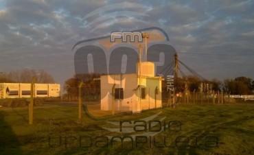 Planta de gas de Camuzzi: Se descabezó un tubo y generó preocupación