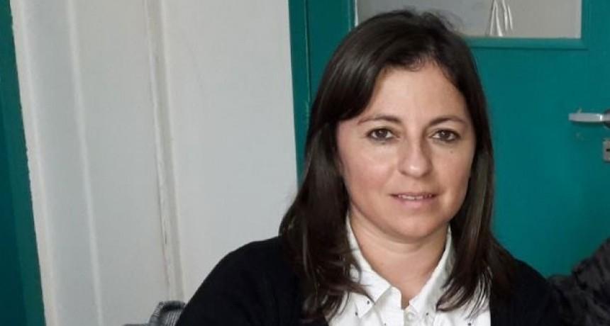 """Lorena Gallego: """"El municipio esta afrontando la demanda, con poca ayuda de provincia y nada desde nación"""""""