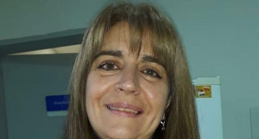 """Sandra Santos: """"Estamos haciendo todo esto porque no queremos que se pierda el reconocimiento que se les hizo con esta reparación"""""""