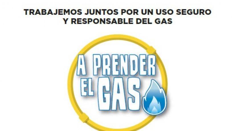 Camuzzi Gas renovó 'A prender el gas'